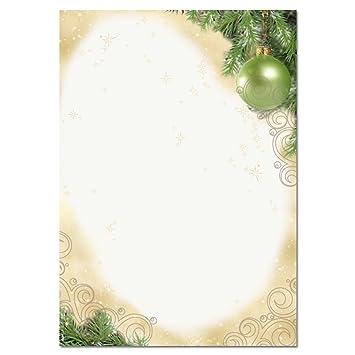 Sigel Dp106 Papier A Lettre De Noel Decorations De Noel 21 X 29 7