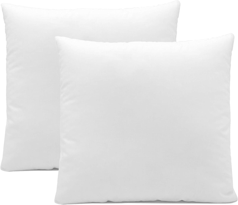 Kissenbezug Kissenhülle Dekokissen Kissen 40x40 in 13 Größen 100/% Baumwolle