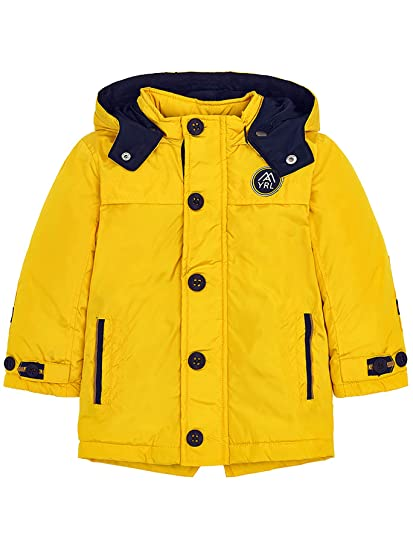 f997d5787954 Mayoral - Nautical Jacket for Boys - 4402, Gold: Amazon.co.uk: Clothing