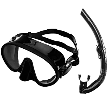 Saller openwater Máscara de buceo de natación máscara/Swim Mask/Scuba Mask Máscara/