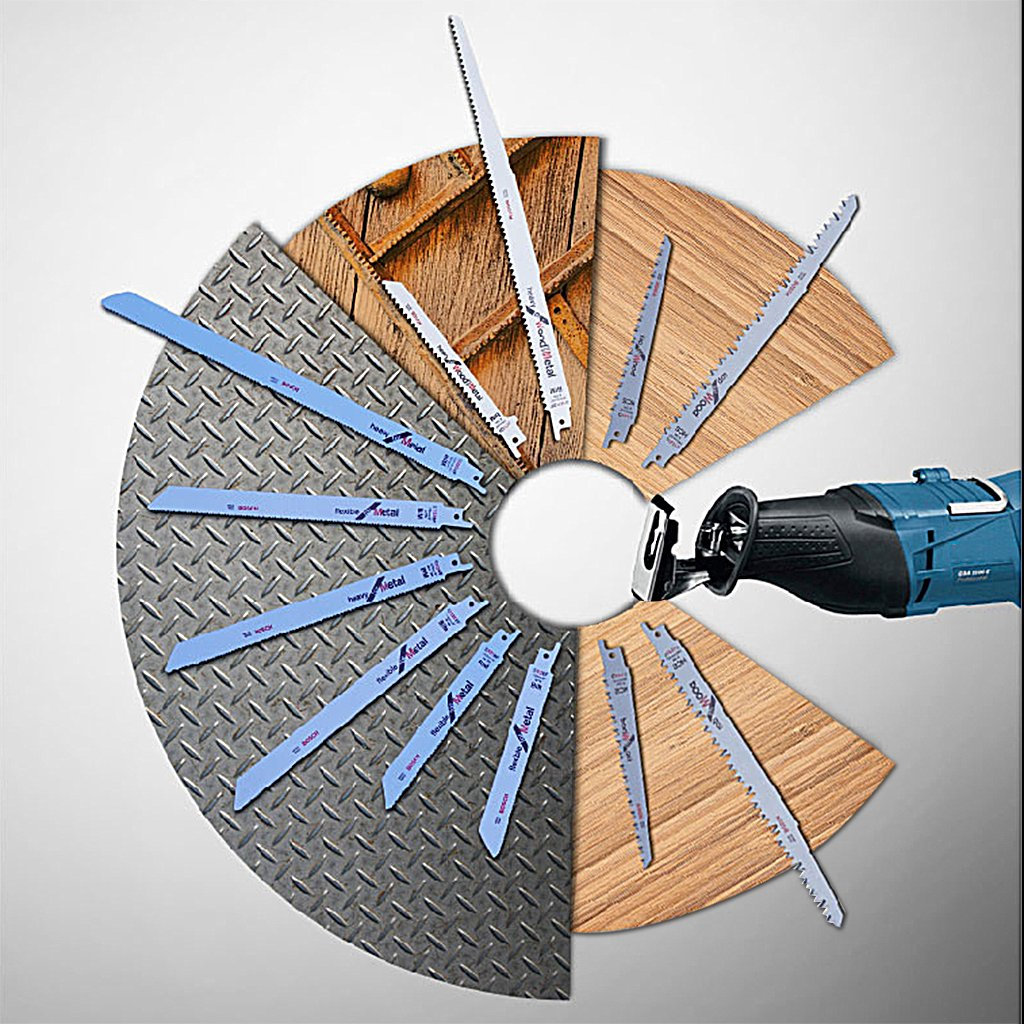 Werst 2 Piezas De Acero Al Carbono 6TPI 200 Mm Que Intercambian La Hoja De Sierra Para Cortar Madera De Metal