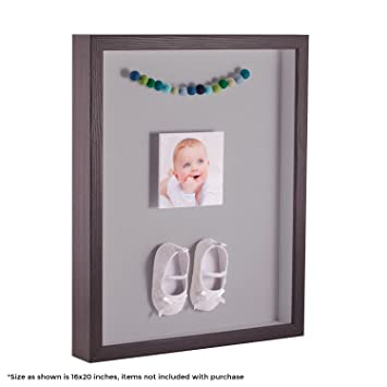 Amazoncom Arttoframes 12 X 18 Inch Shadow Box Picture Frame With