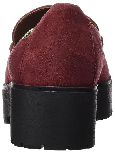 CUPLÉ 091608, Mocasines para Mujer, Rojo (Red), 40 EU: Amazon.es: Zapatos y complementos