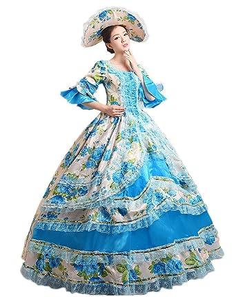SALELOLITA Vintage Renaissance Rococo Marie Antoinette Victorian ...