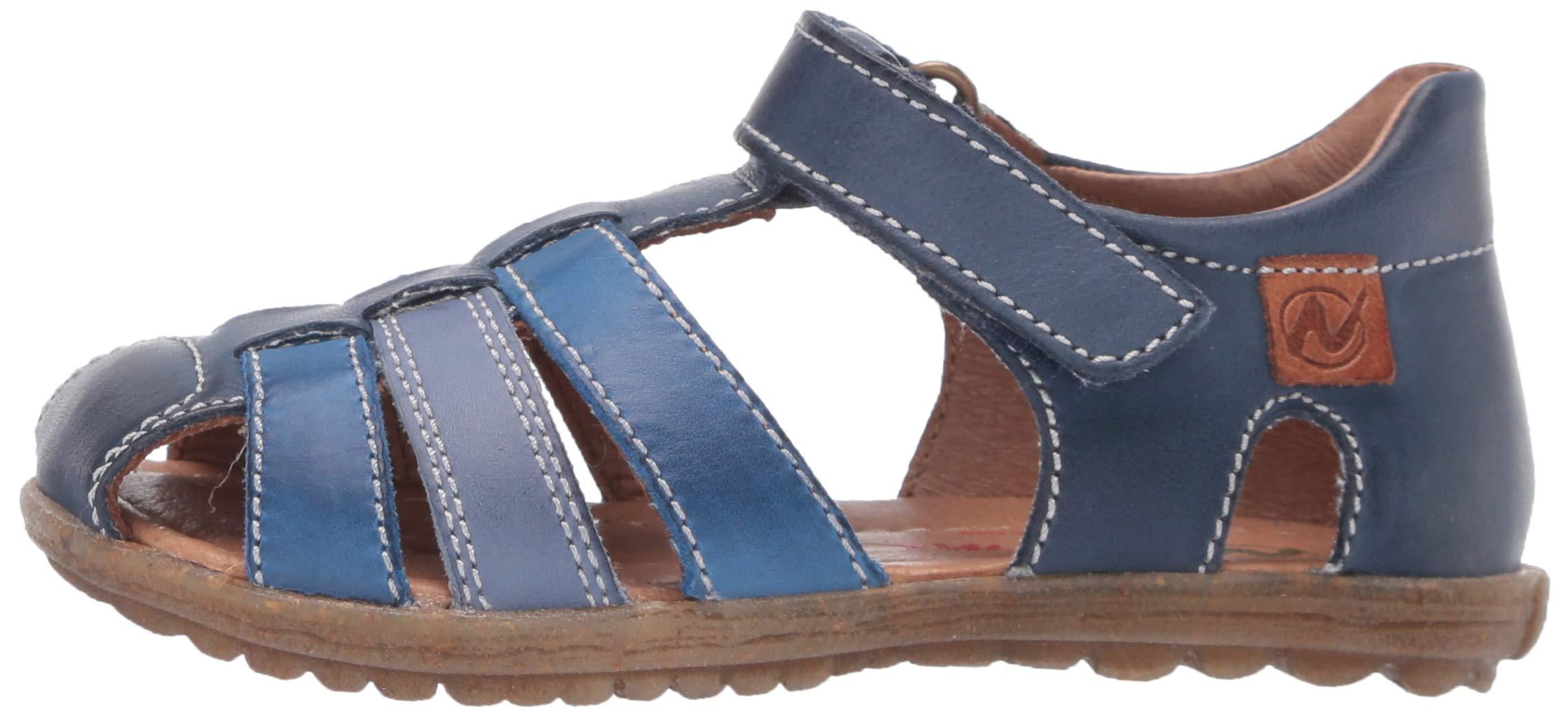Naturino Boys See Gladiator Sandals, Multicolour (Navy/Azzurro/Celeste 1c53), 7 UK 7UK Child by Naturino (Image #5)