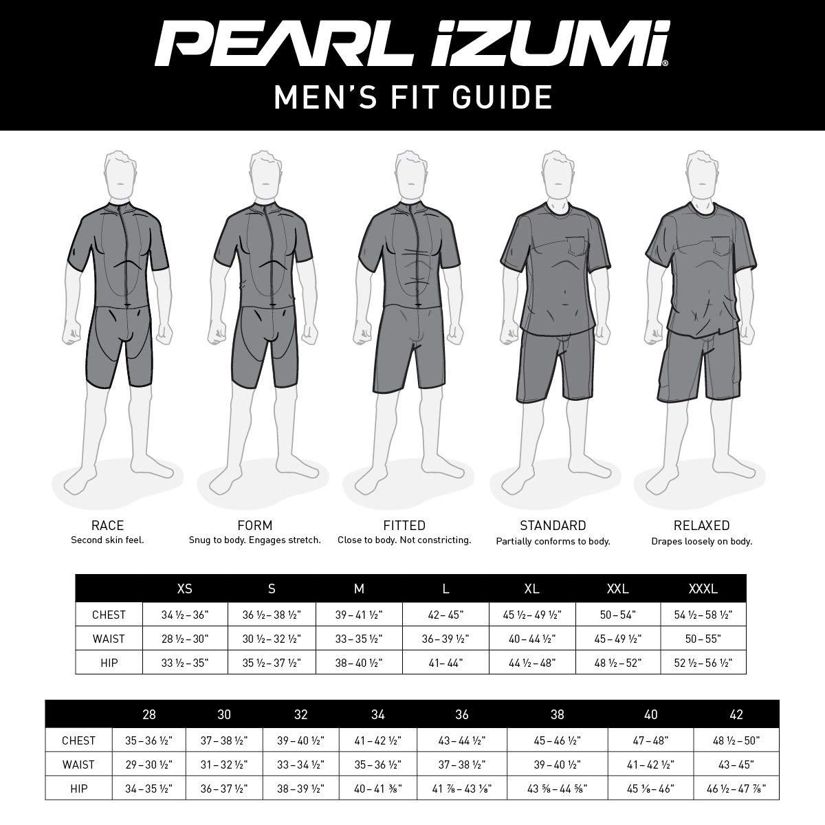 PEARL IZUMI Select Ltd Jrsy