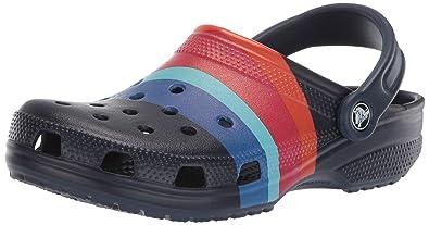57677dc19 crocs Classic Seasonal Graphic Clog  Amazon.com.au  Fashion