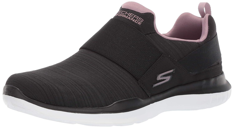 Black Mauve Skechers Womens Go Run Mojo - 15116 Sneaker