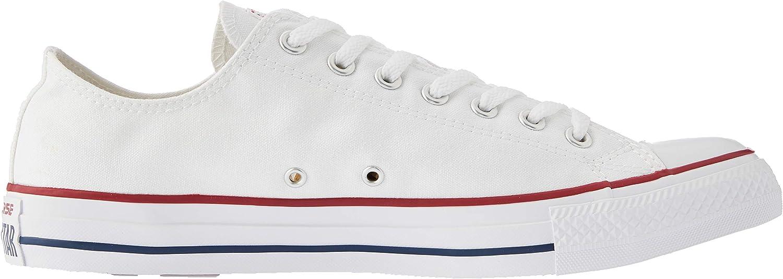 Converse Chuck Taylor All Star Core Hi, Sneakers Basses Mixte Blanc Optique