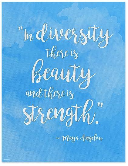 Amazon Com Echo Lit Llc Maya Angelou Diversity
