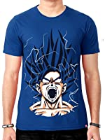 ComicSense.xyz's Premium Cotton Printed Goku T-shirt