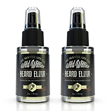 Image result for Wild Willie's beard elixir