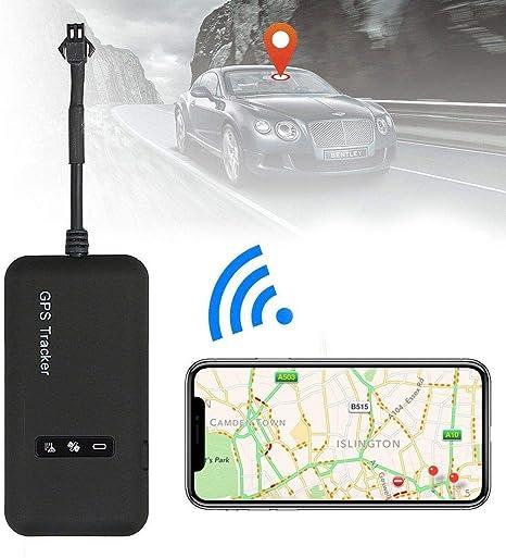 Likorlove - Rastreador GPS para vehículos, localizador GPS en Tiempo Real para Coche, Dispositivo de Seguimiento GPRS gsm para vehículo/camión
