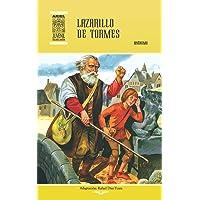 Lazarillo de Tormes (Ariel Juvenil Ilustrada) (Volume 13) (Spanish Edition)