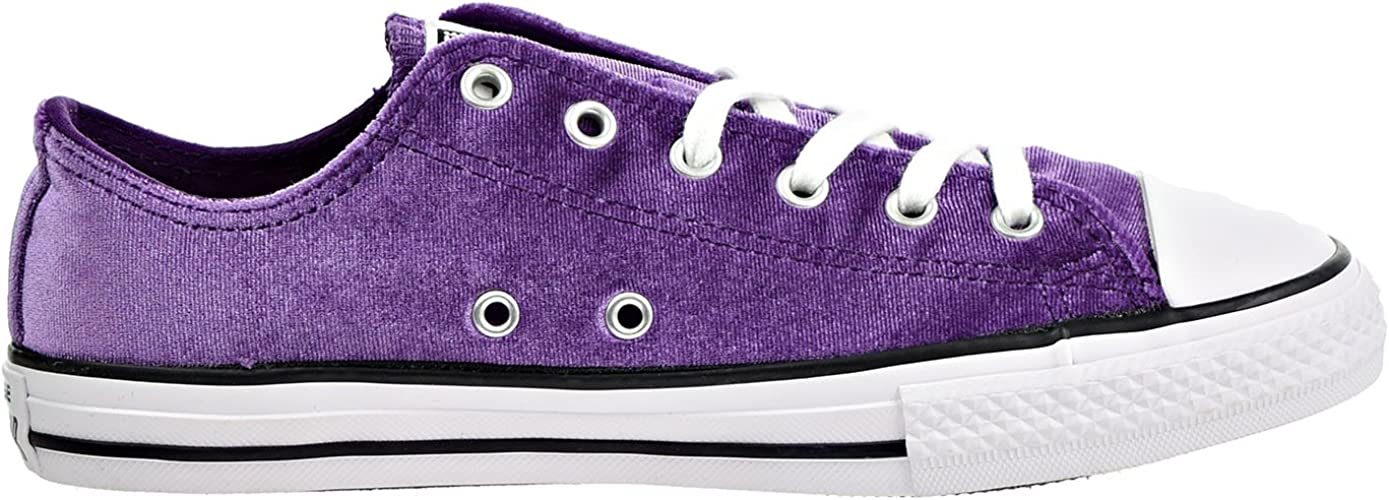 Converse Chuck Taylor All Star Ox Little Kids' Shoes White