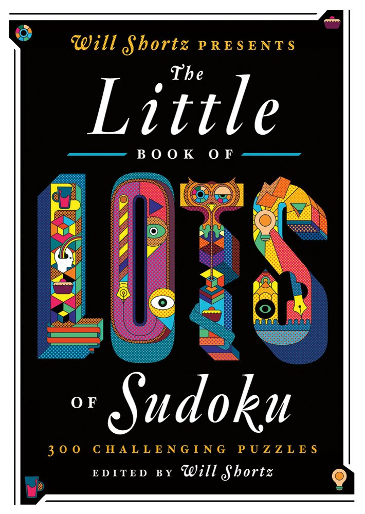 Will Shortz Presents Little Sudoku product image