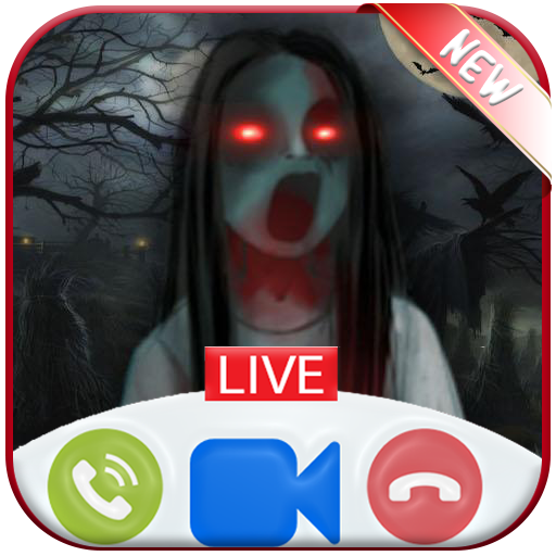 Video Call From Creepy Scary Ghost Killer - Free Fake Video Prank Calls ID PRO And Fake Text Message 2019 - PRANK FOR KIDS