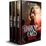 Darkness Calls Trilogy (Books 6-8) : A Shifter Reverse Harem Romance (Guardians of the Fae Realms)