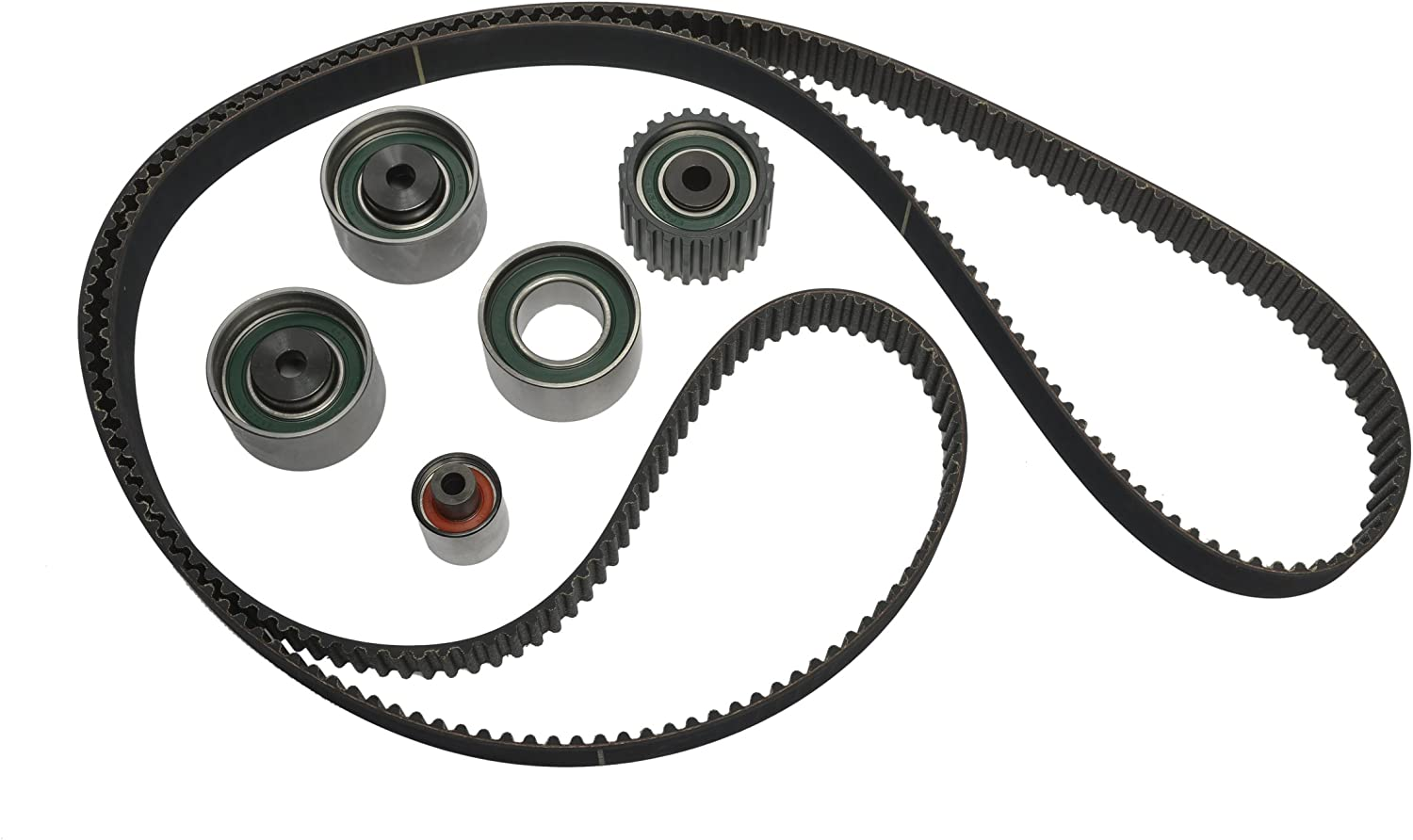 Continental Elite GTK0248 Timing Belt Component Kit Continental ContiTech Without Water Pump