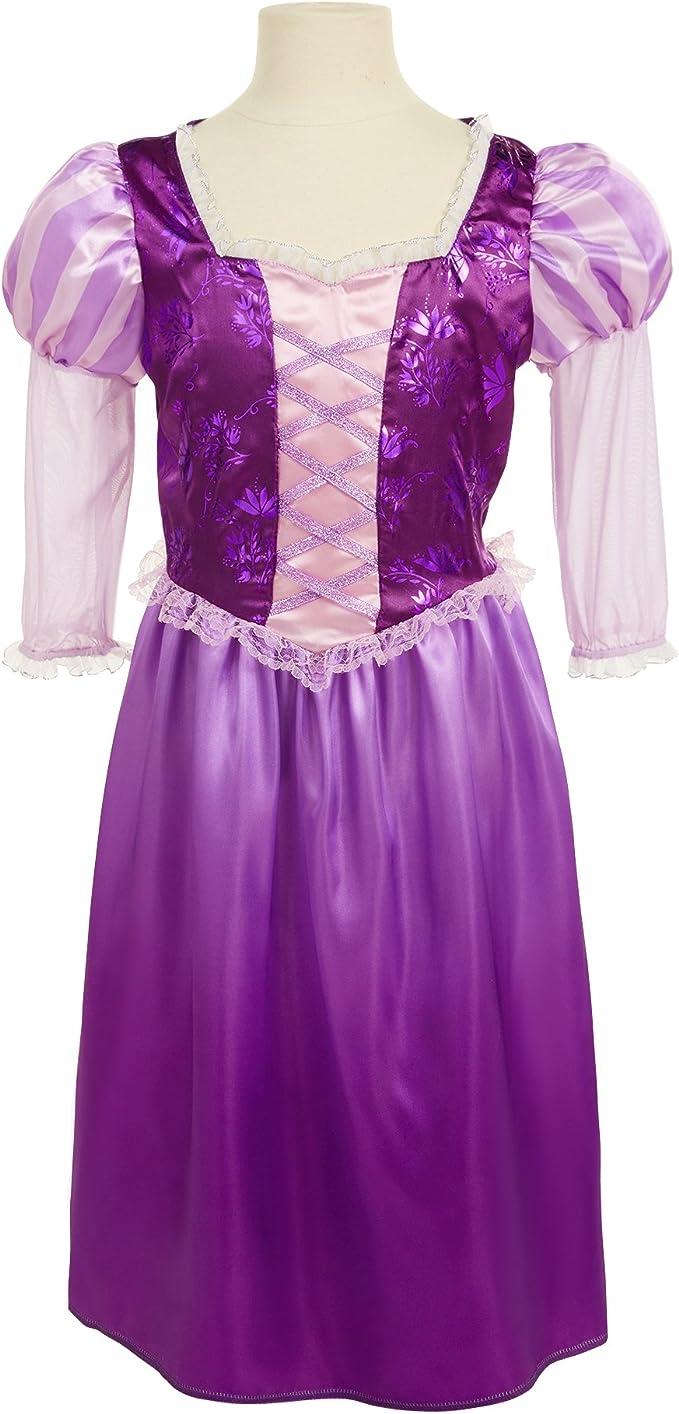 Amazon Com Disney Tangled The Series Rapunzel Dress Toys Games
