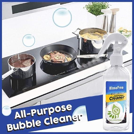 Vovotrade Multiuso Limpiar Manchas de Cocina Limpiador de Aceite ...
