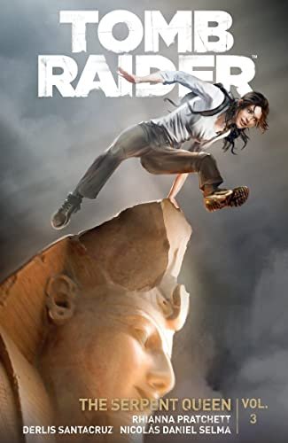 Tomb Raider Volume 3: Queen of Serpents