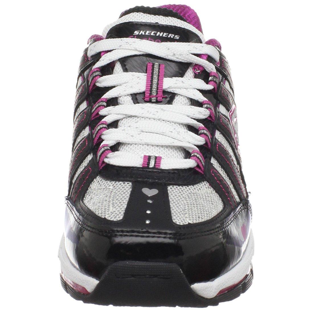 Black//Hot Pink 3.5M US Big Kid 80563L Skechers Shape Ups Atomics KWT Sneaker Little Kid//Big Kid