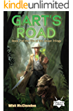 Gart's Road: Book 2 of the Fire of the Jidaan Trilogy