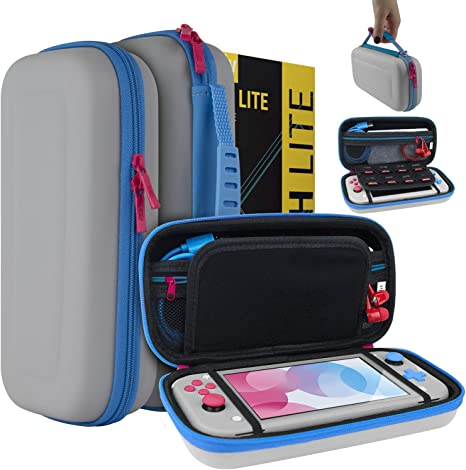 Orzly Case for Nintendo Switch Lite: Amazon.es: Electrónica
