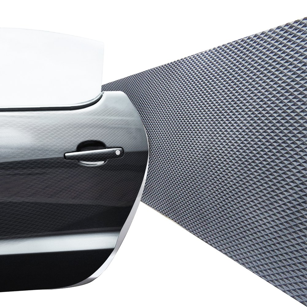 Car Door Protector Bump Body Guard,79'' Length 8'' WidthSectional Foam Sticking Garage Wall Parking Protector Collision Avoidance Waterproof Foam Protector Wall Corner Protecting Your Car Doors (1 pack)