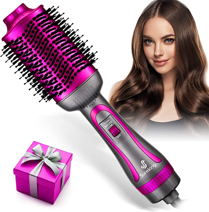Surelang Hair Dryer Brush - All-Encompassing Brush