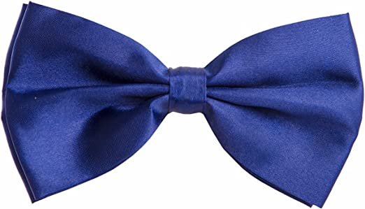 shenky - Pajarita para traje o camisa - Azul marino - Talla única ...