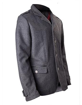 nouveau style 535d9 4861a ASSASSIN'S CREED ROGUE Rogue Manteau Homme: Amazon.fr ...