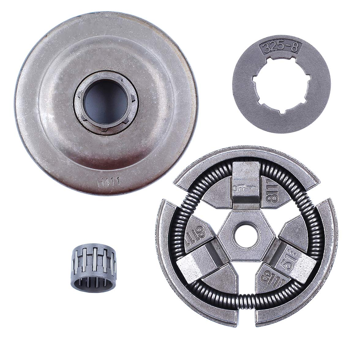 Clutch Drum Needle Bearing Fit Stihl 017 018 025 MS170 MS180 MS250 Chainsaw Part