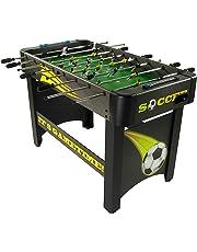 Sunnydaze 48 Pulgadas Mesa de Foosball, Deportes Arcade de fútbol para Pub Sala de Juegos, Interior o Exterior de Uso
