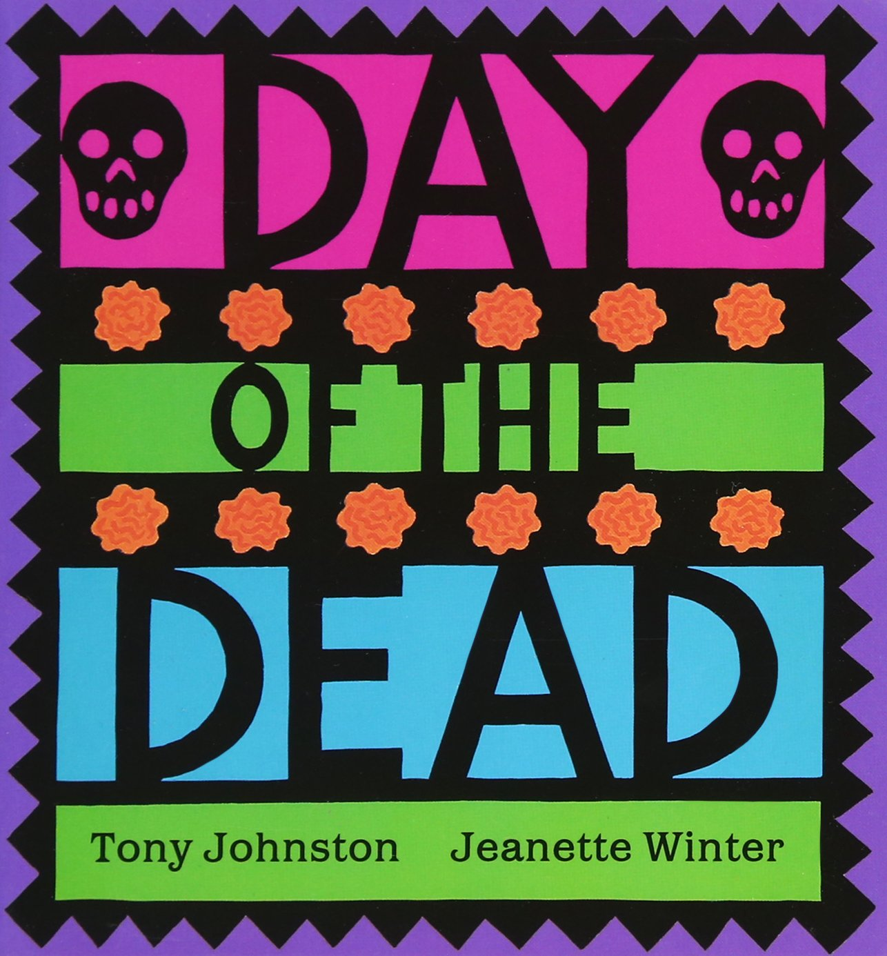 day of the dead tony johnston jeanette winter  day of the dead tony johnston jeanette winter 9780152024468 com books