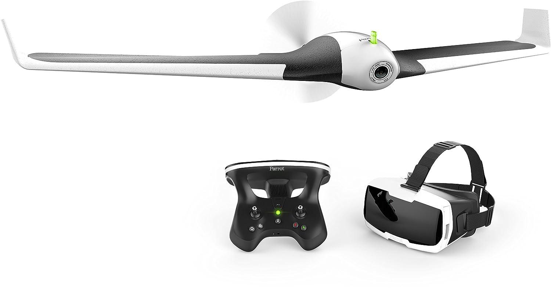 Parrot PF Drone Disco con ala fija cámara frontal y FPV