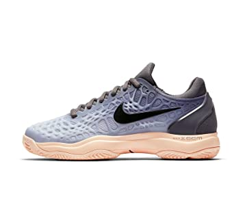 Nike Zoom Cage 3 Clay - Zapatillas de Tenis para Mujer ...