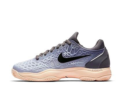 564e7cca8e0fe Nike - Zoom Cage 3 Clay Zapatillas de Tenis Mujer