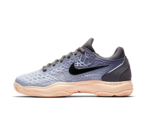 outlet store 05d5a c4cd5 Nike – Zoom Cage 3 Clay Ladies Tennis Shoes, Grey