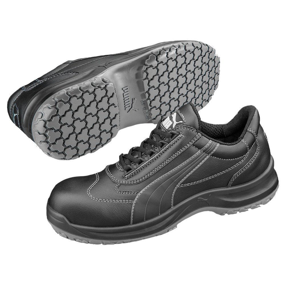 Puma Clarity Low Blk S3 SRC Chaussures Espadrilles Femme