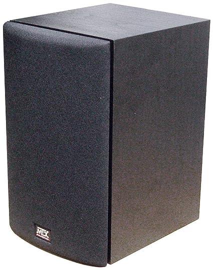 MTX MONITOR5I 525quot 2 Way Monitor Series Bookshelf Speakers