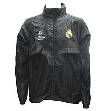 Real Madrid - UEFA Champions League cortavientos Chaqueta en ...