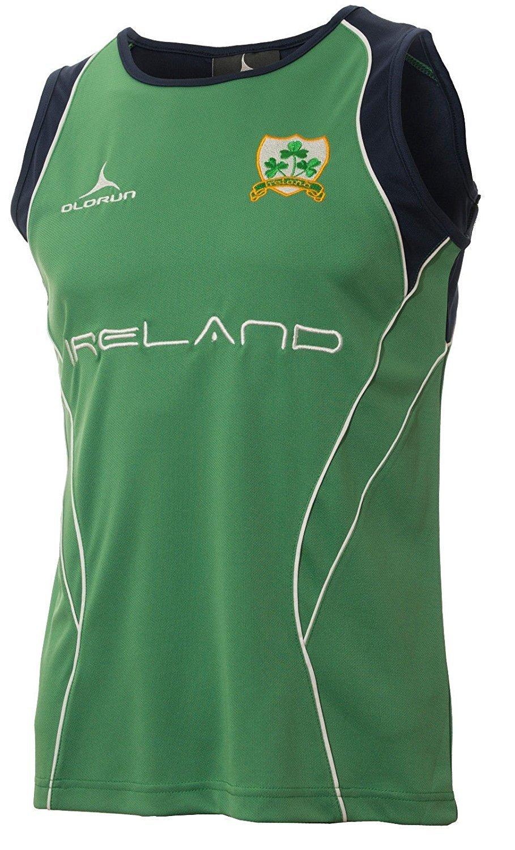 Olorun Irlanda Rugby Seguidores Chalecos S – XXXXL irlandés Rugby ...