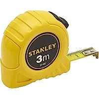 Stanley 1/30/487 Şerit Metre, Sarı/Siyah, 1 Adet