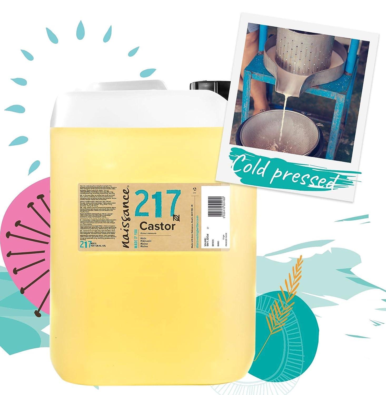 Amazon.com: Naissance aceite de ricino 5 litros 100% puro ...