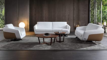 Tremendous Amazon Com Zuri Furniture Modern Armondo Sofa Set With Cjindustries Chair Design For Home Cjindustriesco
