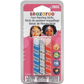 Snazaroo Face Painting bastoni 3/Pkg-ragazze