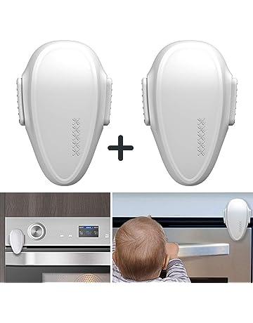 Kindersicherheit 2 Stücke Home Küche Herd und Backofen Knopf Cover Schutz X