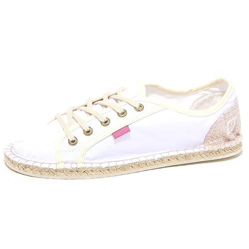 D.A.T.E. 0810O Sneakers Donna Espadrillas biano Shoes Woman [38 EU-7 US] Envío Libre Con Paypal Tienda De Espacio Libre Para Venta Barata La Mejor Venta G4dxaF